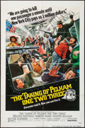 "Movie Posters:Crime, The Taking of Pelham One Two Three (United Artists, 1974). OneSheet (27"" X 41""). Crime.. ..."