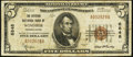 National Bank Notes:Pennsylvania, Windber, PA - $5 1929 Ty. 1 The Citizens NB Ch. # 6848. ...