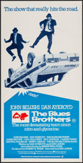 "Movie Posters:Comedy, The Blues Brothers (Universal, 1980). Australian Post-War Daybill (13"" X 26""). Comedy.. ..."