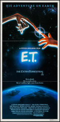 "Movie Posters:Science Fiction, E.T. The Extra-Terrestrial (Universal, 1982). Australian Post-War Daybill (13.25"" X 26.75"") & Australian One Sheet (27"" X 40... (Total: 2 Items)"