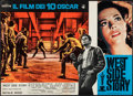 "Movie Posters:Academy Award Winners, West Side Story (United Artists, 1962). Italian Photobusta (26.5"" X37.25""). Academy Award Winners.. ..."