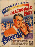 """Movie Posters:Musical, Sweethearts (MGM, 1938). French Grande (46.5"""" X 63""""). Musical.. ..."""