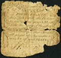 Colonial Notes:Massachusetts, Massachusetts October 16, 1778 4d Fair.. ...