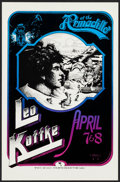 "Movie Posters:Rock and Roll, Leo Kottke at the Armadillo World Headquarters (AWH, 1976). ConcertPoster (11.5"" X 17.5""). Rock and Roll.. ..."