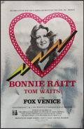 Movie Posters:Rock and Roll, Bonnie Raitt with Tom Waits at the Fox Venice (McCabes Guitar Shopand Cumberland Mountain Theatres, 1975). Valentine's Day ...