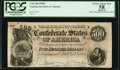Confederate Notes:1864 Issues, T64 $500 1864 PF- 2 Cr. 489.. ...