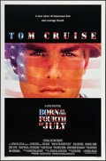 "Movie Posters:War, Born on the Fourth of July & Other Lot (Universal, 1989). OneSheets (2) (27"" X 41""). War.. ... (Total: 2 Items)"
