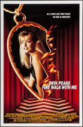 """Movie Posters:Mystery, Twin Peaks: Fire Walk with Me (New Line, 1992). One Sheet (27"""" X41"""") DS. Mystery.. ..."""