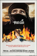 """Movie Posters:Adventure, The Wind and the Lion & Other Lot (MGM/UA, 1975). One Sheet(27"""" X 41"""") Flat Folded & Insert (14"""" X 36""""). Adventure.. ...(Total: 2 Items)"""