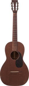 Musical Instruments:Acoustic Guitars, 1932 Martin 2-17 Natural Acoustic Guitar, Serial # 52501....