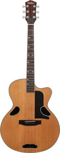 Musical Instruments:Acoustic Guitars, Circa 1978 McPherson JL-40 Natural Acoustic Guitar....