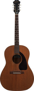 Musical Instruments:Acoustic Guitars, 1967 Epiphone FT-30 Caballero Natural Acoustic Guitar, Serial #094104, Weight: 3.8 lbs....