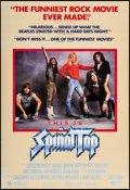"Movie Posters:Rock and Roll, This is Spinal Tap (Embassy, 1984). One Sheet (27"" X 41""). Rock andRoll.. ..."