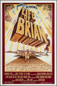 "Life of Brian (Orion, 1979). One Sheet (27"" X 41""). Comedy"