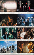 """Movie Posters:Science Fiction, Return of the Jedi (20th Century Fox, 1983). Mini Lobby Card Set of8 (8"""" X 10""""). Science Fiction.. ... (Total: 8 Items)"""
