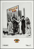 "Movie Posters:Fantasy, The Wizard of Oz (MGM/UA, R-1989). 50th Anniversary One Sheet (27""X 40""). Fantasy.. ..."