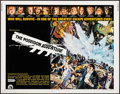 "Movie Posters:Action, The Poseidon Adventure (20th Century Fox, 1972). Half Sheet (22"" X28""). Action.. ..."