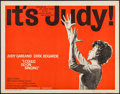 """Movie Posters:Drama, I Could Go On Singing (United Artists, 1963). Half Sheet (22"""" X 28""""). Drama.. ..."""