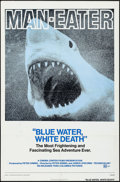 """Movie Posters:Documentary, Blue Water, White Death (National General, R-1974). One Sheet (27"""" X 41""""). Documentary.. ..."""
