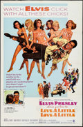 """Movie Posters:Elvis Presley, Live a Little, Love a Little (MGM, 1968). One Sheet (27"""" X 41""""). Elvis Presley.. ..."""