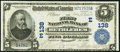 National Bank Notes:Pennsylvania, Bethlehem, PA - $5 1902 Date Back Fr. 590 The First NB Ch. # (E)138. ...