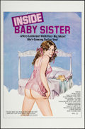 """Movie Posters:Adult, Inside Baby Sister (Aventura, 1977). One Sheets (5) Identical (27"""" X 41"""") Flat Folded. Adult.. ... (Total: 5 Items)"""