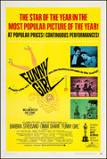 """Movie Posters:Musical, Funny Girl (Columbia, 1968). One Sheet (27"""" X 41"""") Academy Award Style. Musical.. ..."""