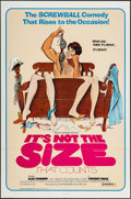 """Movie Posters:Comedy, It's Not the Size That Counts & Others Lot (Joseph Brenner Associates, 1974). One Sheets (71) (27"""" X 41"""") Flat Folded. Comed... (Total: 71 Items)"""