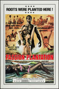 "Movie Posters:Sexploitation, Passion Plantation (Howard Mahler Films, 1976). One Sheets (10)Identical (27"" X 41"") Flat Folded. Sexploitation.. ... (Total: 10Items)"