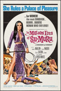 """Movie Posters:Bad Girl, The Million Eyes of Su-Muru & Others Lot (American International, 1967). One Sheets (2) (27"""" X 41"""") & Pressbook (18 Pages, 1... (Total: 3 Items)"""