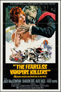 """Movie Posters:Comedy, The Fearless Vampire Killers (MGM, 1967). One Sheet (27"""" X 41"""") Style B. Comedy.. ..."""