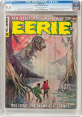 Magazines:Horror, Eerie #5 (Warren, 1966) CGC NM 9.4 Off-white to white pages....