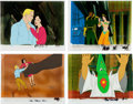 Animation Art:Production Cel, New Adventures of Flash Gordon Production Cels and SequencedAnimation Drawings Group of 18 (Filmation, 1979). ... (Total: 18Original Art)
