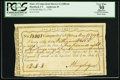 Colonial Notes:Connecticut, State of Connecticut Interest Certificate May 21, 1792 PCGSApparent Very Fine 30, CC.. ...
