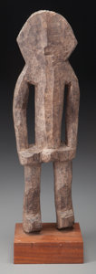 Tribal Art, Probably AZANDE, Democratic Republic of Congo. Charm Figure...