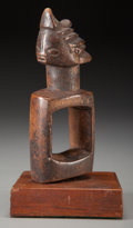 Tribal Art, LUBA, Democratic Republic of Congo. Divination Implement...