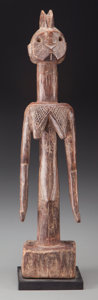 Tribal Art, MOSSI, Burkina Faso. Female Figure...