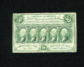 Fractional Currency:First Issue, Fr. 1310 50c First Issue Very Choice New. A lovely perforated notewith excellent ink colors and virtually gem margins but f...