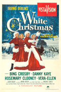 "Movie Posters:Musical, White Christmas (Paramount, 1954). One Sheet (27.5"" X 41.5"").. ..."