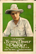 "Movie Posters:Drama, The Planter (Mutual, 1917). One Sheet (27"" X 41"") Style A.. ..."
