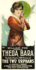"Movie Posters:Drama, The Two Orphans (Fox, R-1918). Three Sheet (41.5"" X 79"").. ..."
