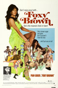 "Movie Posters:Blaxploitation, Foxy Brown (American International, 1974). One Sheet (27"" X 41"").Blaxploitation.. ..."