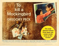 "Movie Posters:Drama, To Kill a Mockingbird (Universal, 1963). Half Sheet (22"" X 28"")....."