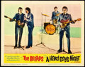 "Movie Posters:Rock and Roll, A Hard Day's Night (United Artists, 1964). Lobby Card (11"" X 14"")....."