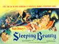 "Movie Posters:Animation, Sleeping Beauty (Walt Disney Productions, 1959). British Quad (30""X 40"") Technirama 70 Style.. ..."