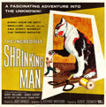 "Movie Posters:Science Fiction, The Incredible Shrinking Man (Universal International, 1957). SixSheet (78"" X 79.5"").. ..."