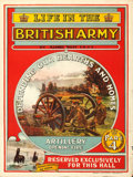 "Movie Posters:War, Life in the British Army (early 1900s). British One Sheet (30"" X40"").. ..."