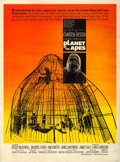 "Movie Posters:Science Fiction, Planet of the Apes (20th Century Fox, 1968). Double-Sided Poster(30"" X 40"").. ..."