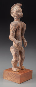Tribal Art, NIGERIAN PEOPLES, Nigeria. Unusual Shrine Figure...