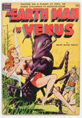 Golden Age (1938-1955):Science Fiction, Earth Man on Venus #nn (Avon, 1951) Condition: VG-....